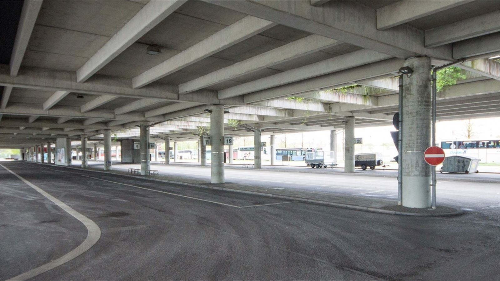 Parkhaus Fröttmaning